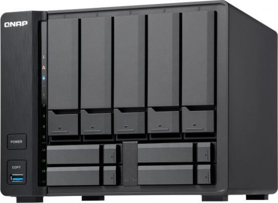 цена на Сетевое хранилище (NAS) QNAP TS-932X-2G 9-Bay NAS, AL324 64-bit quad-core 1.7GHz, 2GB DDR4 SODIMM RAM
