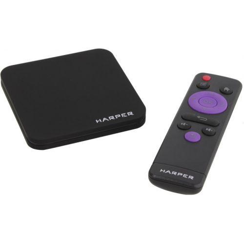 Мультимедийный плеер Harper ABX-210 WiFi, Ethernet, USB, HDMI