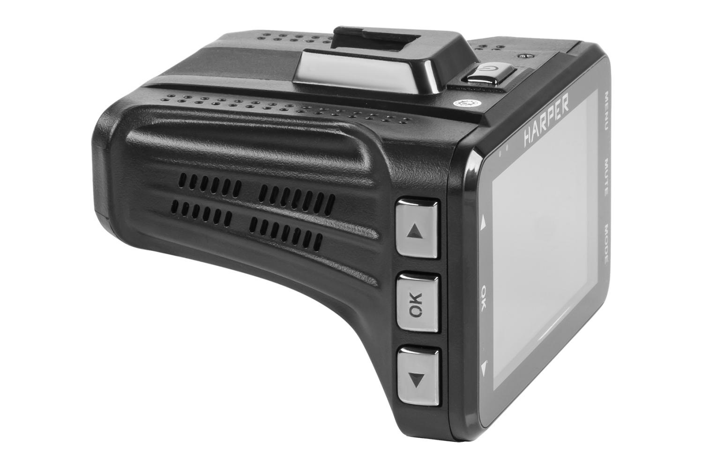 Видеорегистратор радардетектор HARPER DVHR-915 видеорегистратор парксити