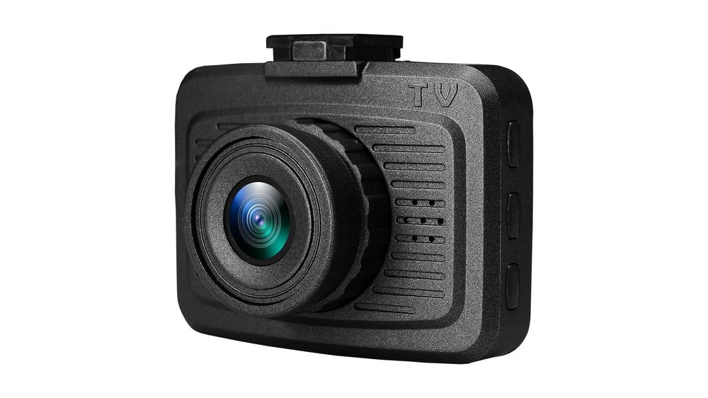 Автомобильный видеорегистратор TrendVision TDR-250 MSTAR MSC8328/OmniVision OV4689/1920 х 1080/угол обзора 160/microSD
