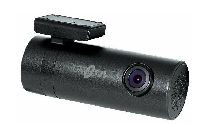 Автомобильный Видеорегистратор GAZER F720 +SD 16Gb Wi-Fi 140°/ Full HD 1920x1080/ G-sensor/microSD до 32Gb
