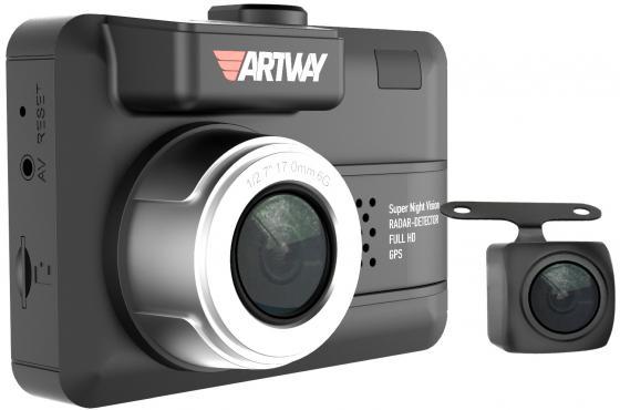 Видеорегистратор с радар-детектором Artway MD-109 Радар-детектор/GPS-информатор радар детектор carmega rdt 100