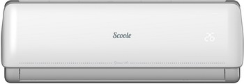 Сплит-система Scoole SC AC S11.PRO 12H класс А, функция I-Feel, LCD дисплей, функция Self-Clean
