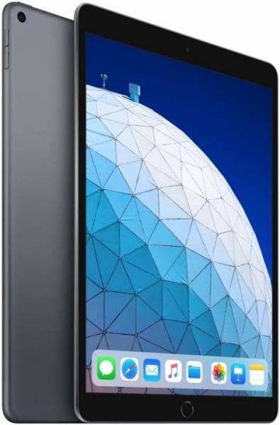 Планшет Apple iPad Air Wi-Fi 256GB 10.5 серый космос 2019 MUUQ2RU/A A12 (2.49) / 256Gb / 10.5'' Retina / Wi-Fi / BT / 7+8mpx / iOS 12 / Gray планшет apple ipad mini 4 128gb 7 9 retina 2048x1536 a8 ios space gray серый mk9n2ru a