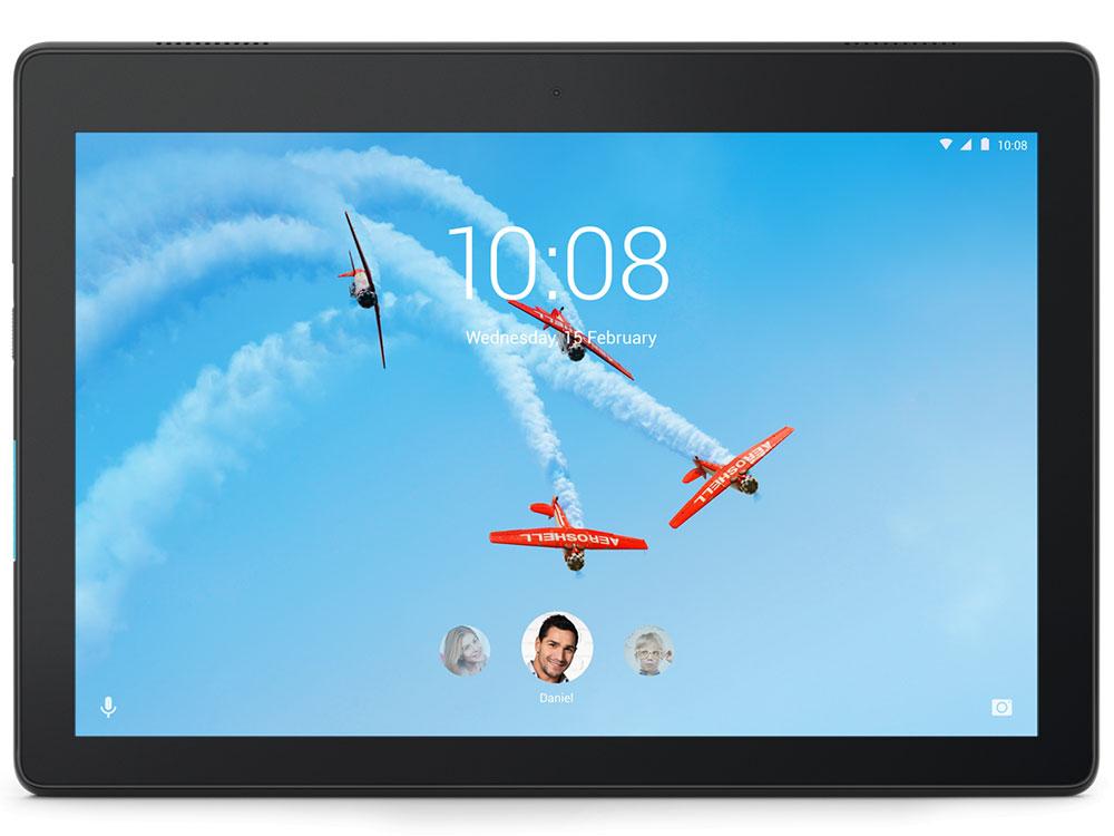 Планшет Lenovo Tab E10 TB-X104F Qualcomm Snapdragon 210 (1.3) / 1Gb / 16Gb / 10.1