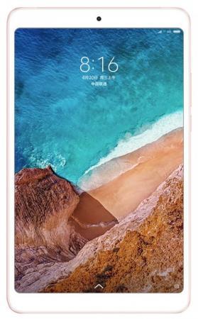 Планшет Xiaomi Mi Pad 4 Qualcomm Snapdragon 660 (2.2) / 4Gb / 64Gb / 8 IPS FHD+ / Wi-Fi / 3G / LTE / 13mpx+5mpx / Android 8.1 / Gold