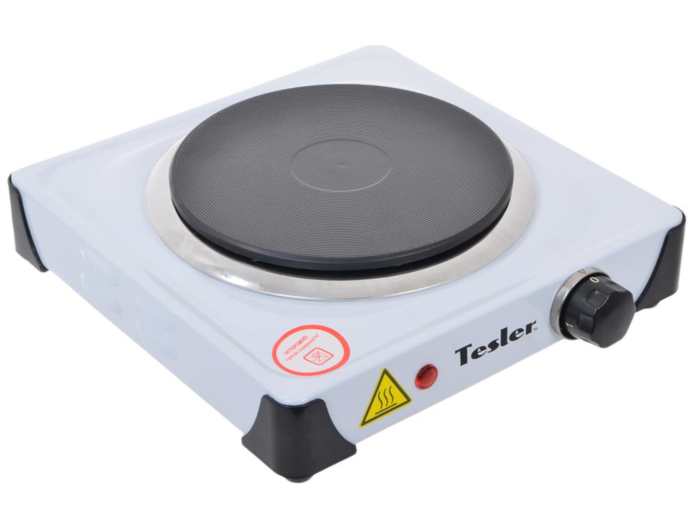 все цены на Плитка электрическая TESLER PE-10 WHITE онлайн