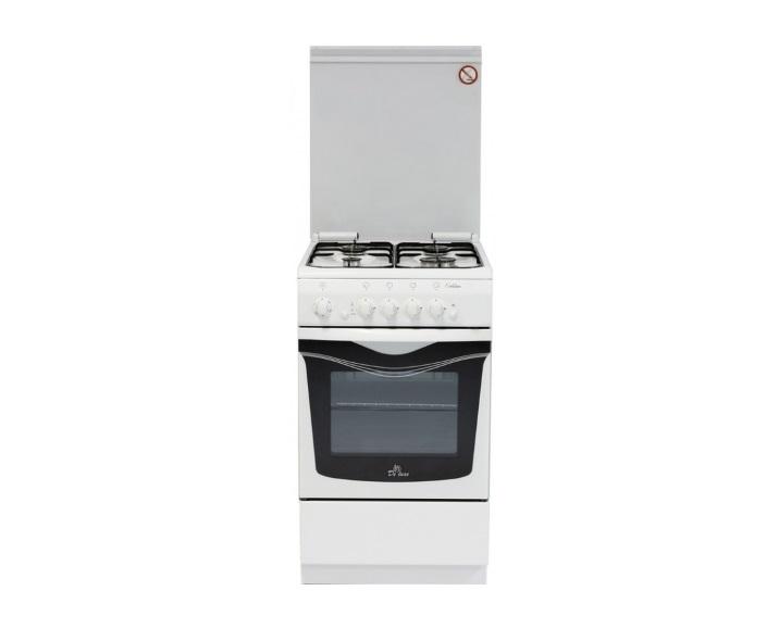 лучшая цена Газовая плита DE LUXE 506040.04г кр