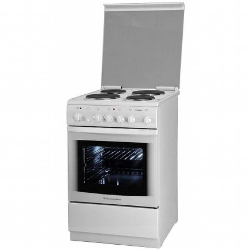 лучшая цена Электрическая плита De Luxe 506004.03э(кр)