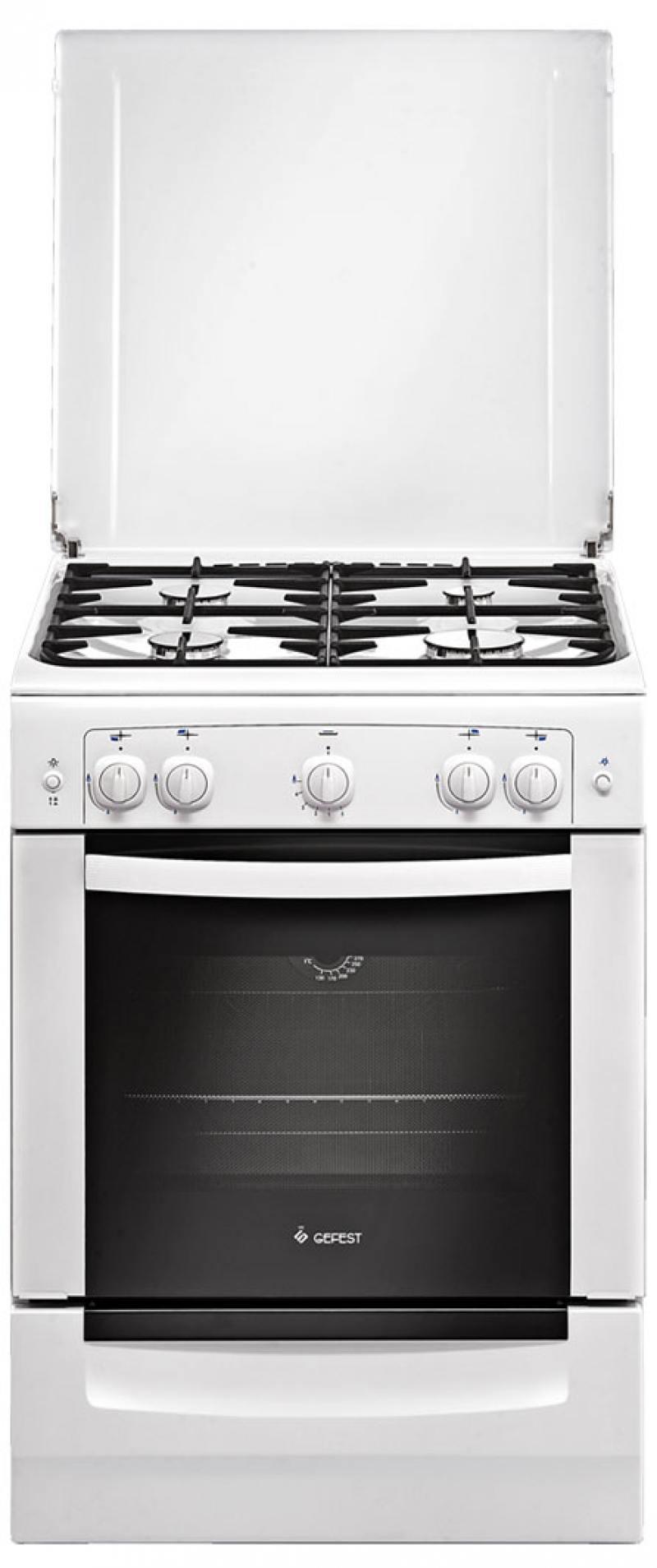 лучшая цена Газовая плита GEFEST 6100-01