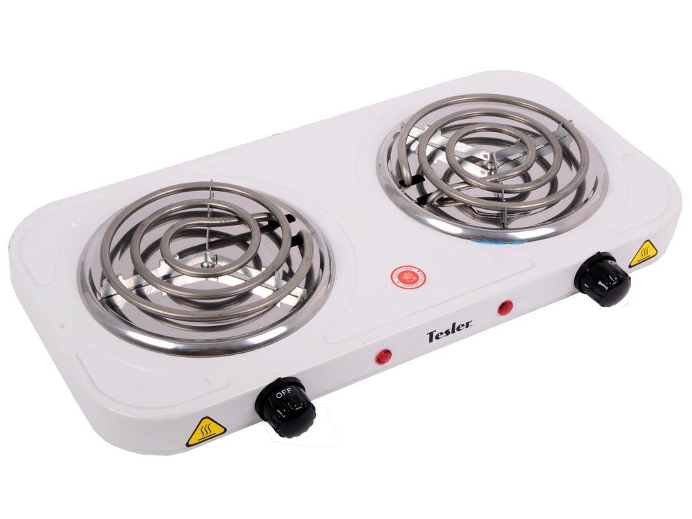 Плитка электрическая TESLER PEO-02 плита tesler peo 02 white