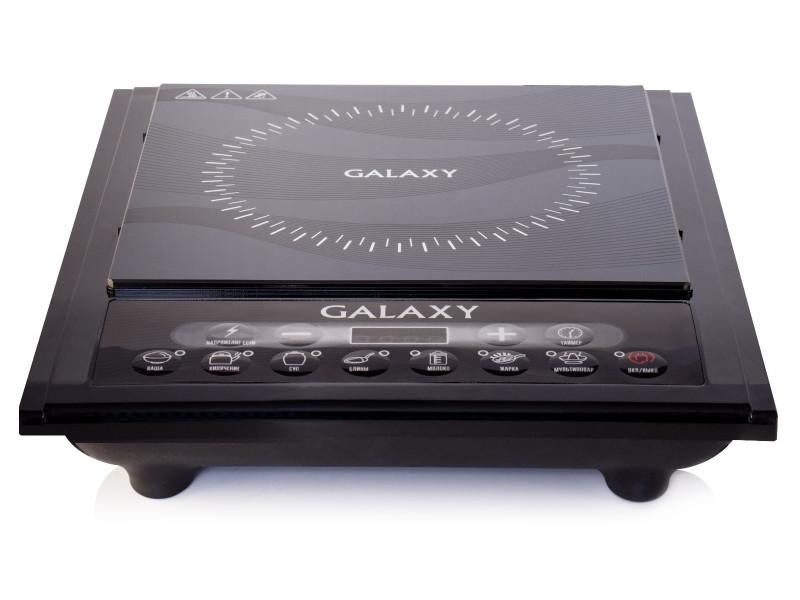 Индукционная электроплитка GALAXY GL 3054 электроплитка ginzzu hc t111