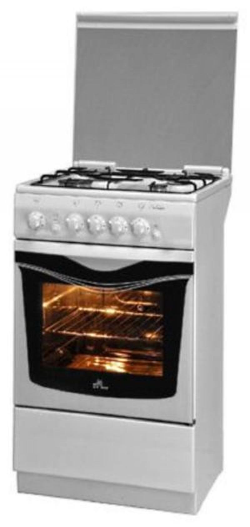 лучшая цена Газовая плита De Luxe 5040.36г кр