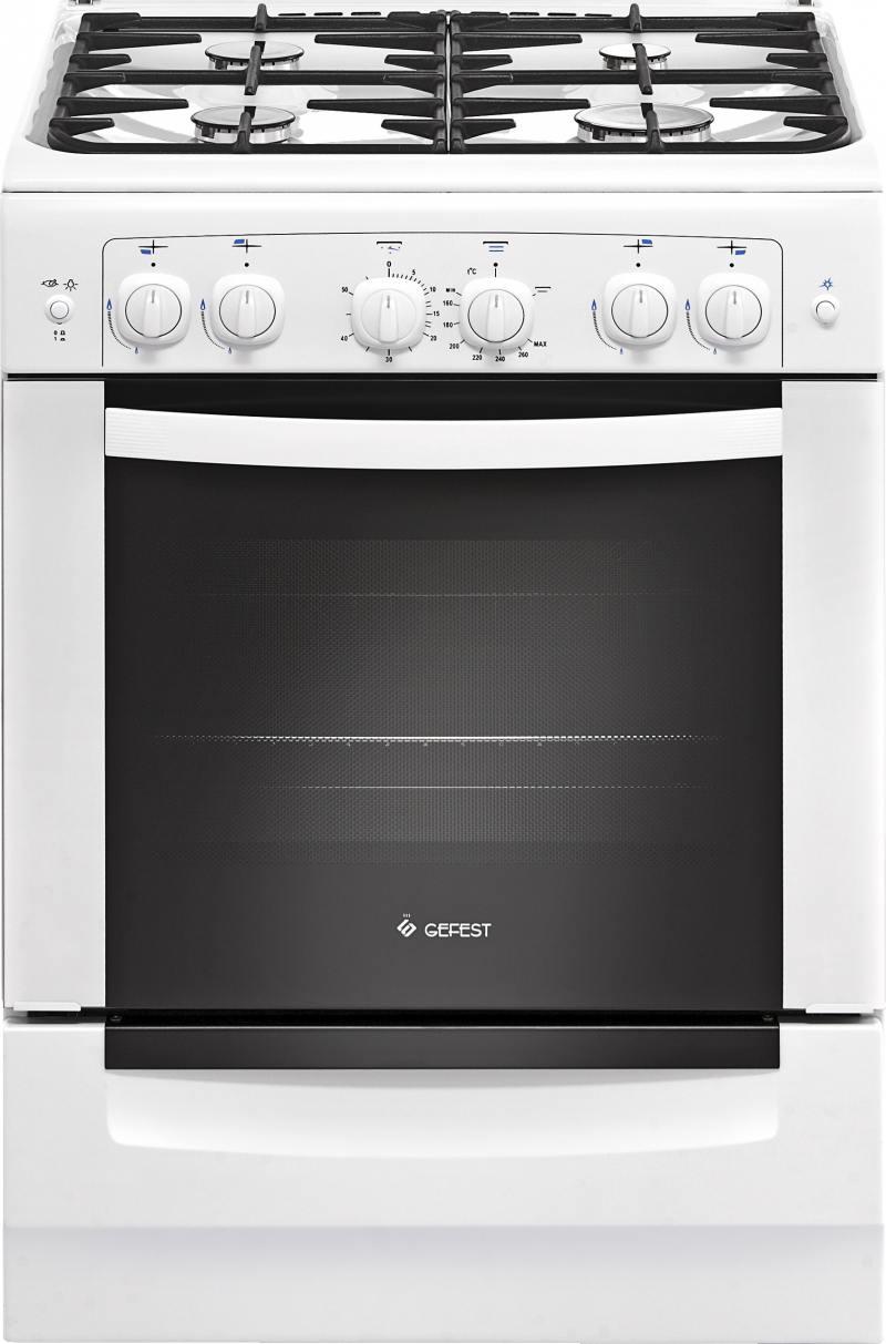 лучшая цена Газовая плита Gefest 6100-02
