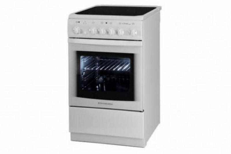 лучшая цена Электрическая плита De Luxe 506004.03эс