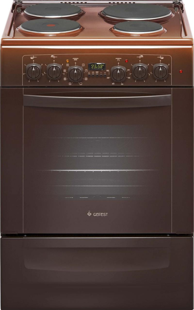 Электрическая плита Gefest 6140-03 0001