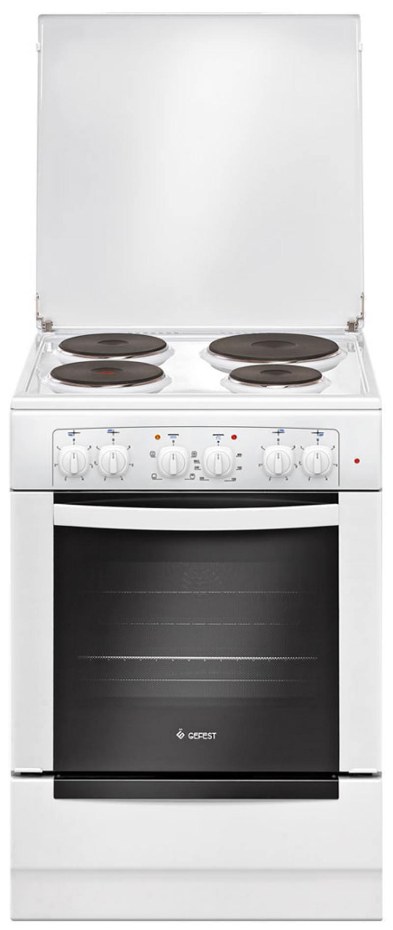 Электрическая плита Gefest 6140-01 цена и фото