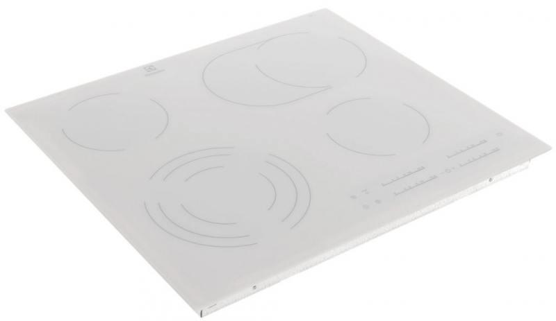 лучшая цена Варочная панель электрическая Electrolux EHF96547SW