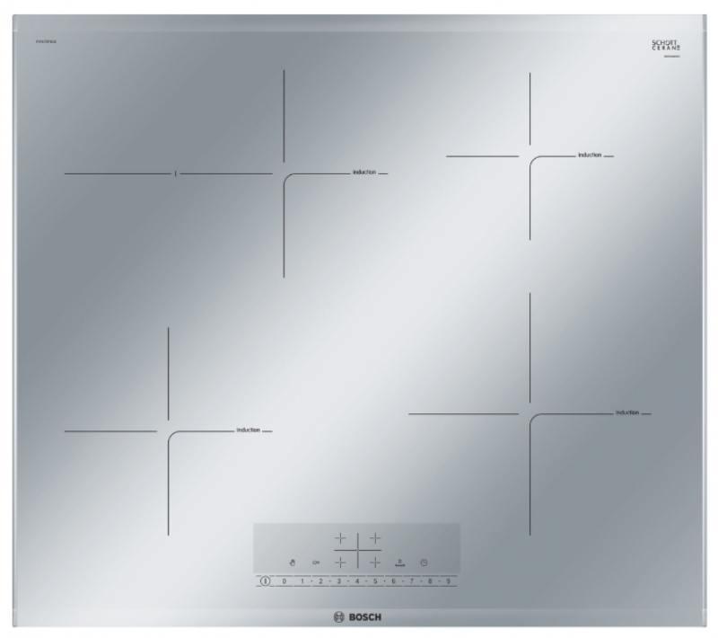 лучшая цена Варочная панель индукционная Bosch PIF679FB1E
