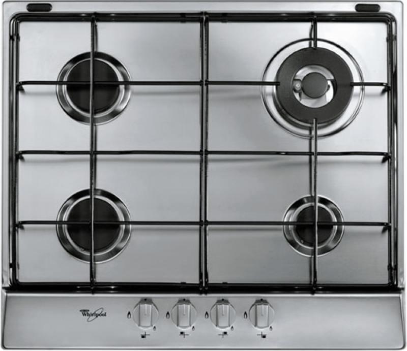 лучшая цена Варочная панель газовая Whirlpool AKR 353/IX
