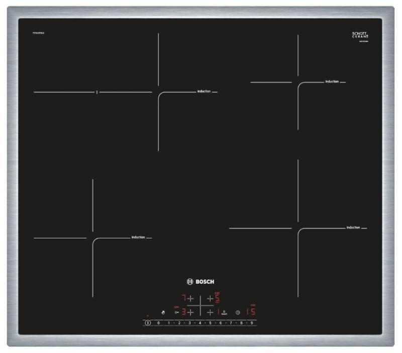 Варочная панель индукционная Bosch PIF645FB1E индукционная варочная панель teka ir 6420