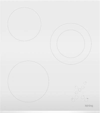 Фото - Варочная панель индукционная Korting HI 42031 BW индукционная варочная поверхность kortinghi 64021 bw