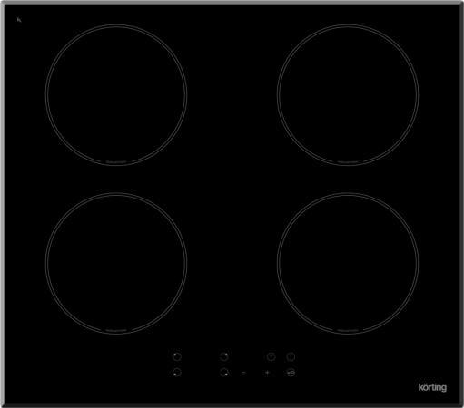 Варочная панель индукционная Korting HI 6404 B индукционная варочная панель teka ir 6420