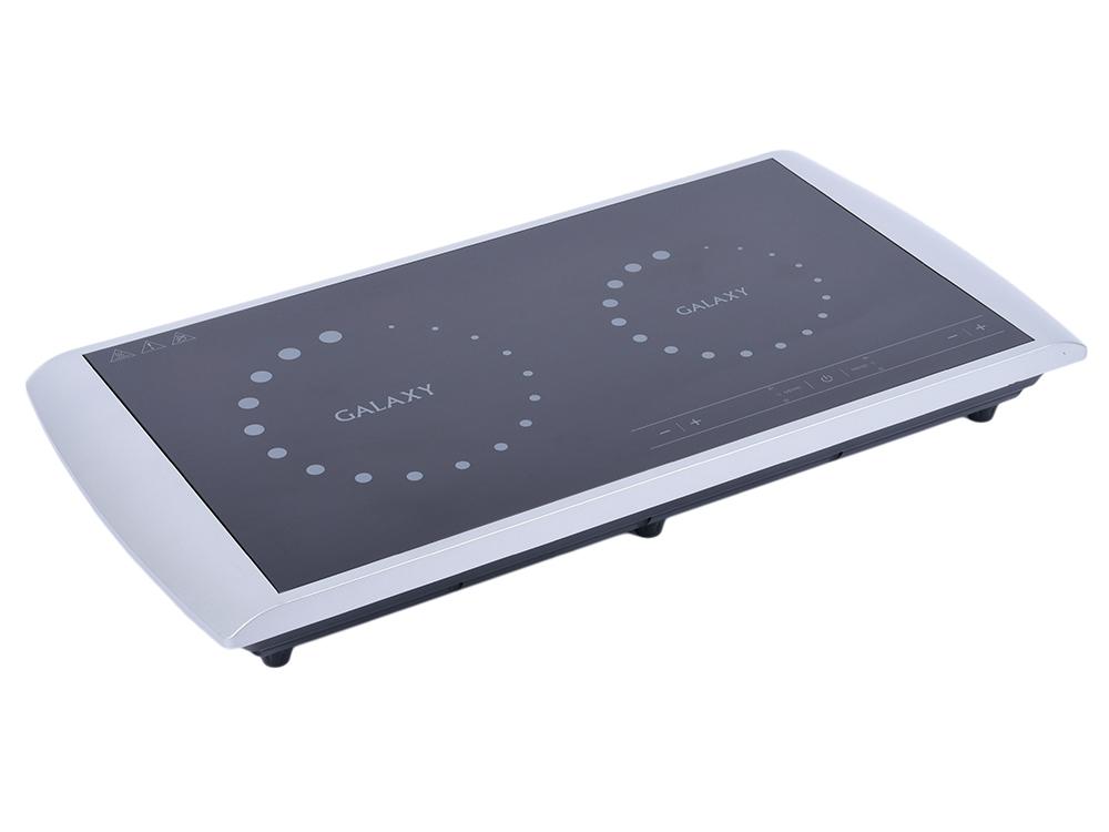 Индукционная электроплитка GALAXY GL 3056 электроплитка ginzzu hc t111