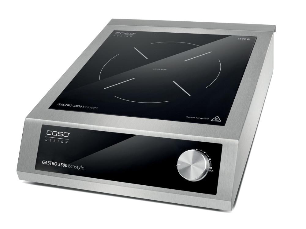 Индукционная электроплитка CASO Gastro 3500 Ecostyle электроплитка ginzzu hc t111