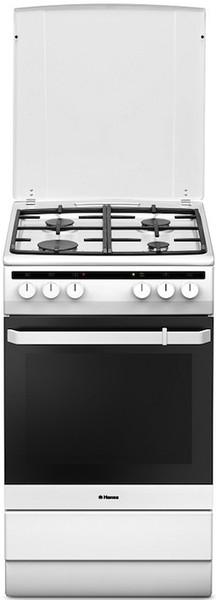 лучшая цена Комбинированная плита HANSA FCMW58020