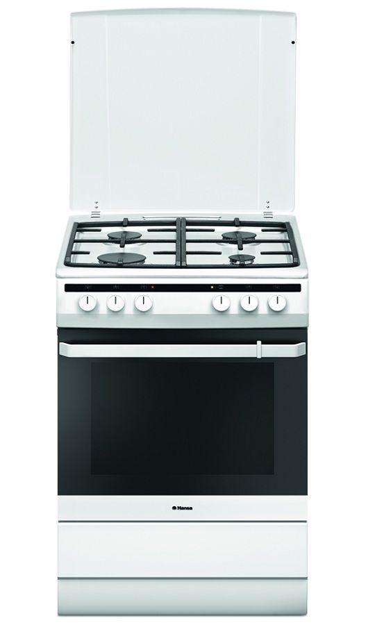 лучшая цена Комбинированная плита HANSA FCMW68020
