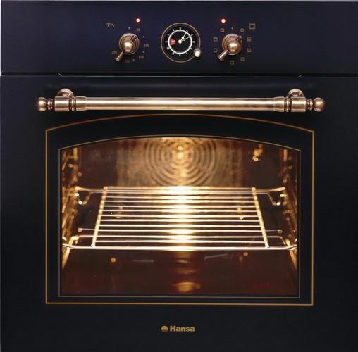Встраиваемая электрическая духовка HANSA BOES68120090 духовой шкаф hansa boes68120090