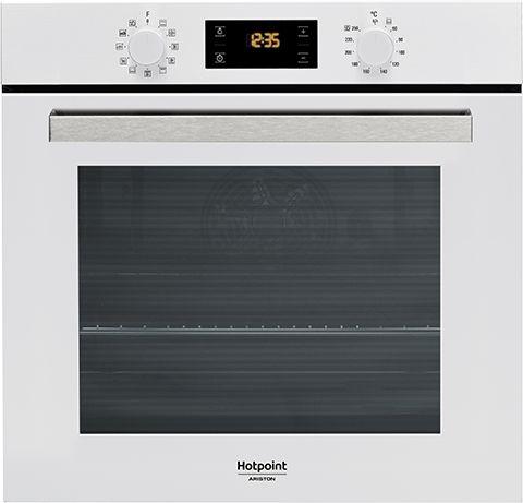 Встраиваемая электрическая духовка HOTPOINT-ARISTON FA3 841 H WH HA вытяжка hotpoint ariston hlb 9 8 aadc x ha