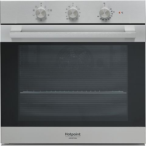 лучшая цена Встраиваемая электрическая духовка HOTPOINT-ARISTON FA5 834 H IX HA