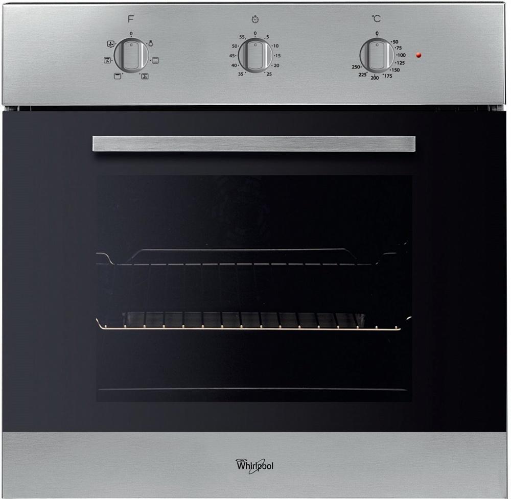 все цены на Встраиваемая электрическая духовка Whirlpool AKP 449/IX онлайн