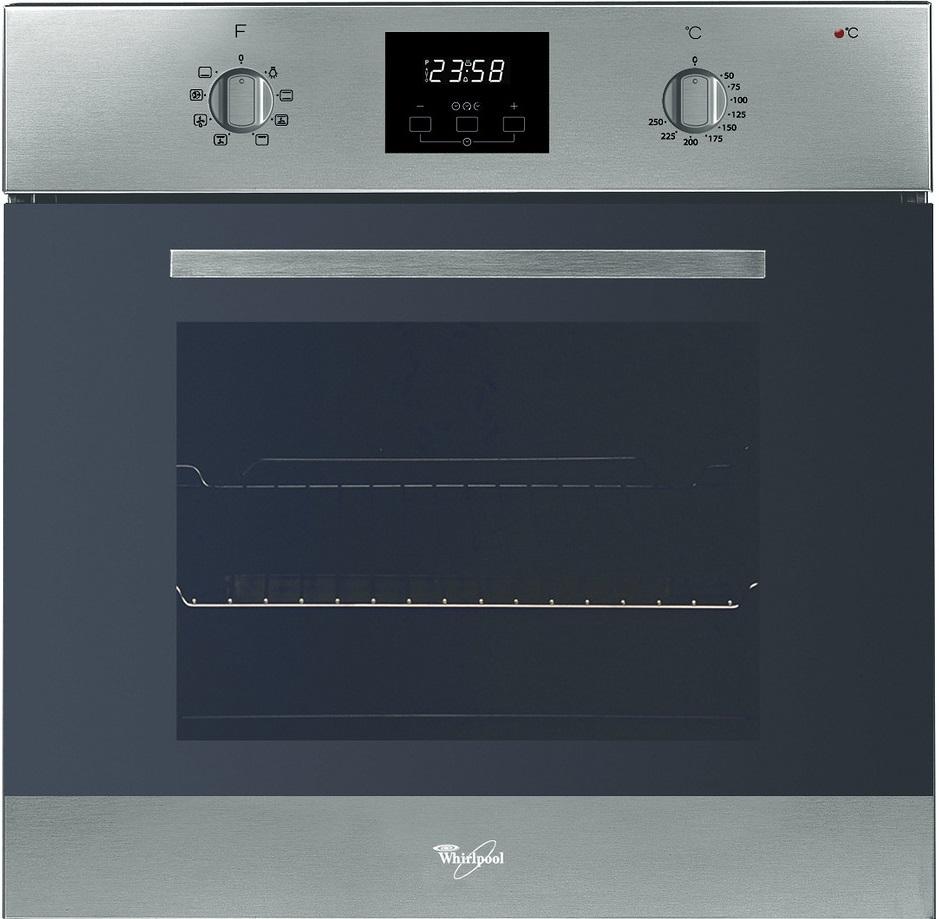 Встраиваемая электрическая духовка Whirlpool AKP 458/IX whirlpool akzm 8510 ix