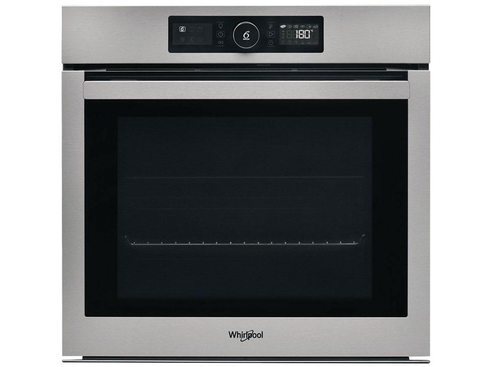 все цены на Встраиваемая электрическая духовка Whirlpool AKZ9 6220 IX онлайн