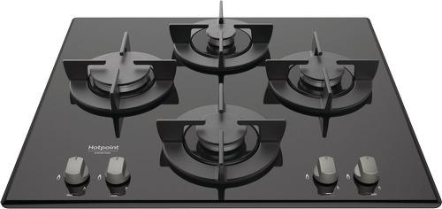 лучшая цена Варочная панель газовая HOTPOINT-ARISTON 641 DD (BK)