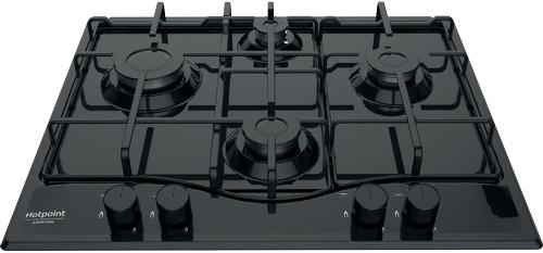 Варочная панель газовая HOTPOINT-ARISTON PCN 642 BK/HA газовая плита hotpoint ariston hs5g1pmw ru