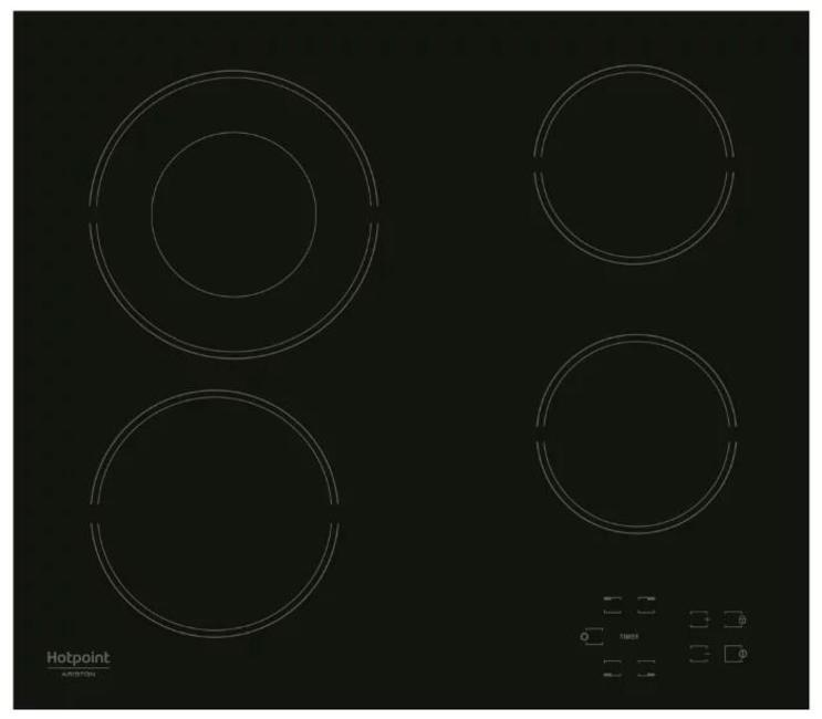 Варочная панель электрическая HOTPOINT-ARISTON HR 622 C цены онлайн