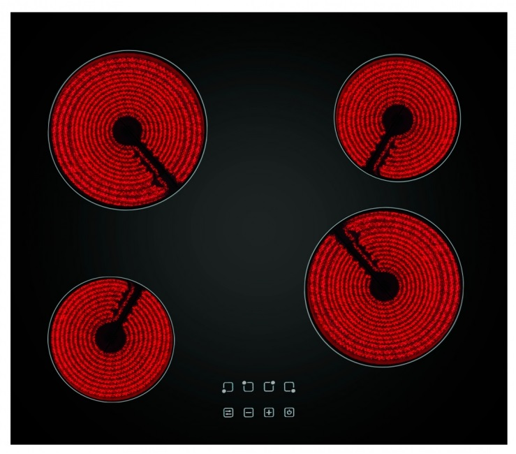 лучшая цена Варочная панель электрическая Schaub Lorenz SLK MY6630