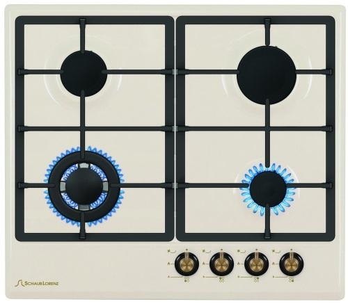 лучшая цена Варочная панель газовая Schaub Lorenz SLK GB6520