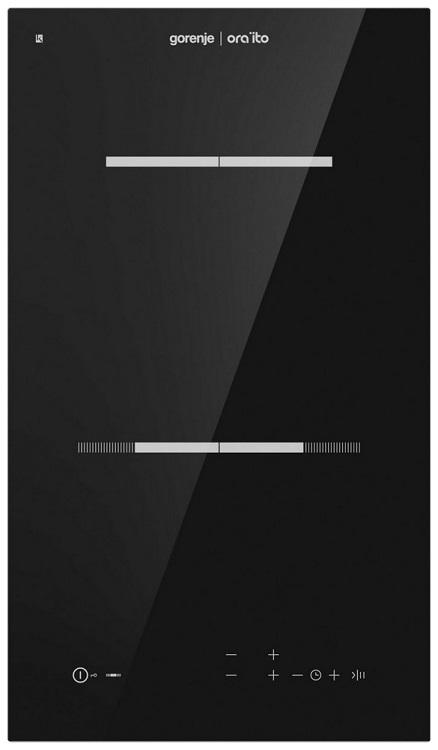 лучшая цена Варочная панель электрическая Gorenje ECT322ORAB