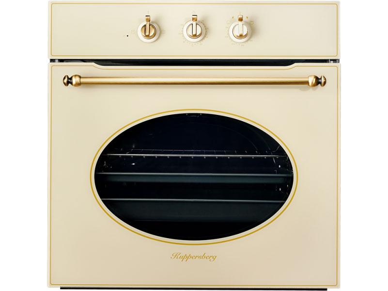Встраиваемая газовая духовка Kuppersberg SGG 663 C Bronze цена и фото
