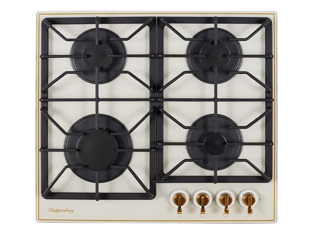 лучшая цена Варочная панель газовая Kuppersberg FQ663 C Bronze
