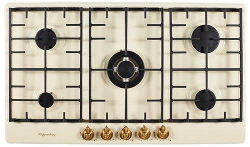 Варочная панель газовая Kuppersberg FV9TGRZ C Bronze цена и фото