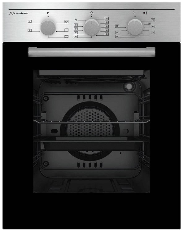 Встраиваемая электрическая духовка Schaub Lorenz SLB EE4610 встраиваемая электрическая духовка schaub lorenz slb ew6620
