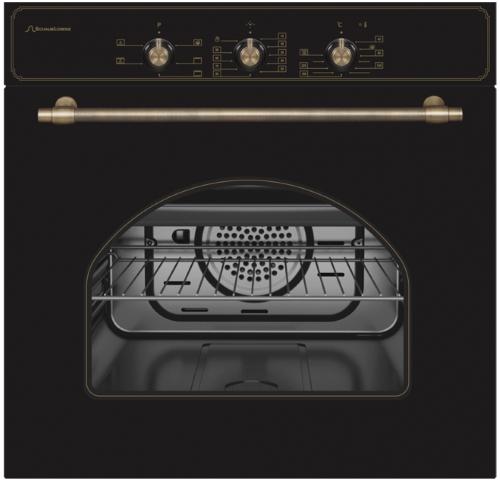 Встраиваемая электрическая духовка Schaub Lorenz SLB EZ6610 встраиваемая электрическая духовка schaub lorenz slb ew6620