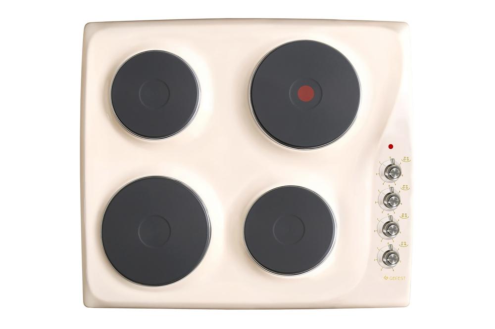Варочная панель электрическая Gefest 3210 К55 варочная панель электрическая gefest 3210 к81