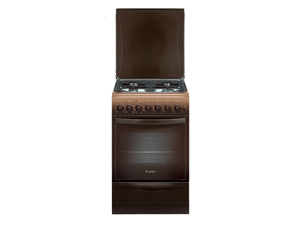 Комбинированная плита Gefest 5102-02 0001 цена в Москве и Питере